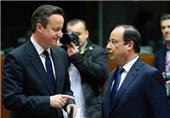 اولاند: خروج بریتانیا از اتحادیه اروپا را نمیتوان به تاخیر انداخت