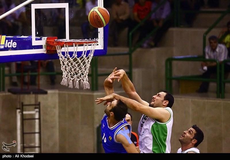 لیگ برتر بسکتبال| پیروزی آسان ذوبآهن مقابل مس کرمان