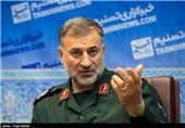 بازدید دبیر قرارگاه مرکزی راهیان نور سپاه و بسیج از خبرگزاری تسنیم