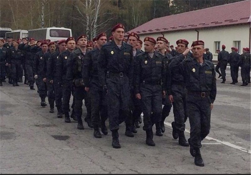 Kiev: Military Operation to Go On despite Geneva Agreement