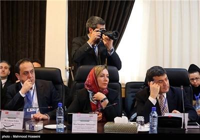 اجتماع لجنة التعاون الاقتصادی المشترک بین ایران و ترکیا