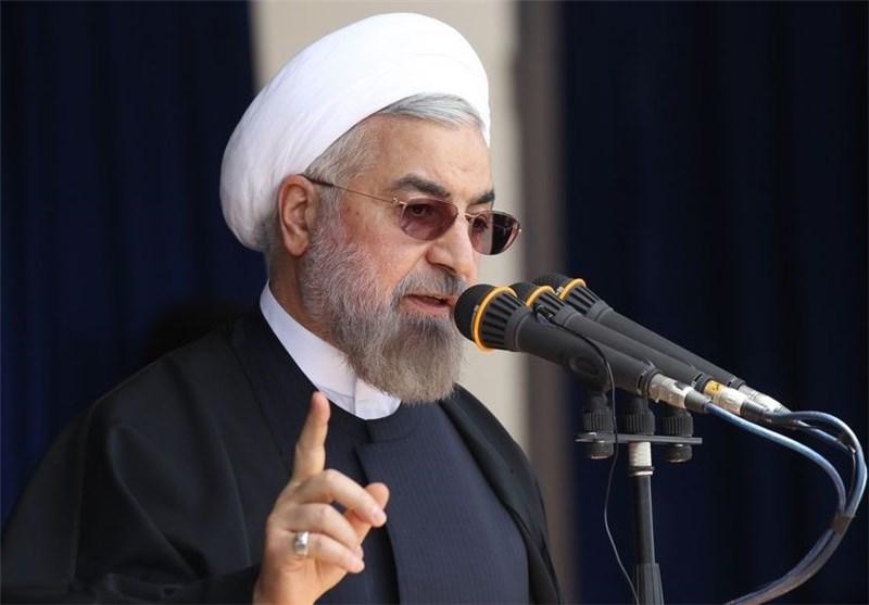 رئیسجمهور روحانی