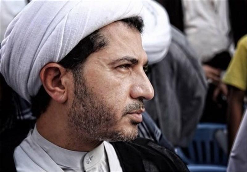 """الشیخ علی سلمان لوزیر الداخلیة الخلیفی : إن لم یکن لدیکم تعذیب فلتسمحوا بزیارة """"ماندیز"""""""