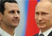 تلگراف تسلیت «بشار اسد» به همتای روسی خود