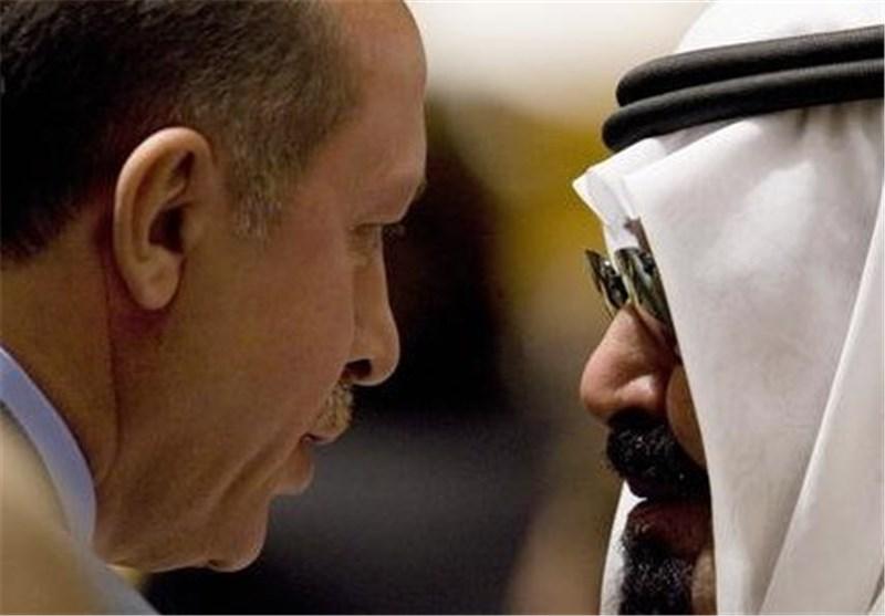 اردوغان و عبد الله