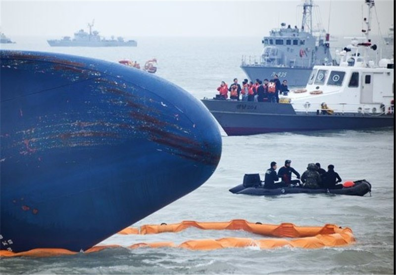 South Korea Ferry Tragedy Death Toll Rises