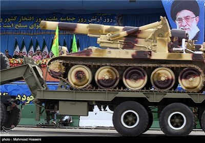 New Weapons, Military Equipment Showcased at Army Day Parades