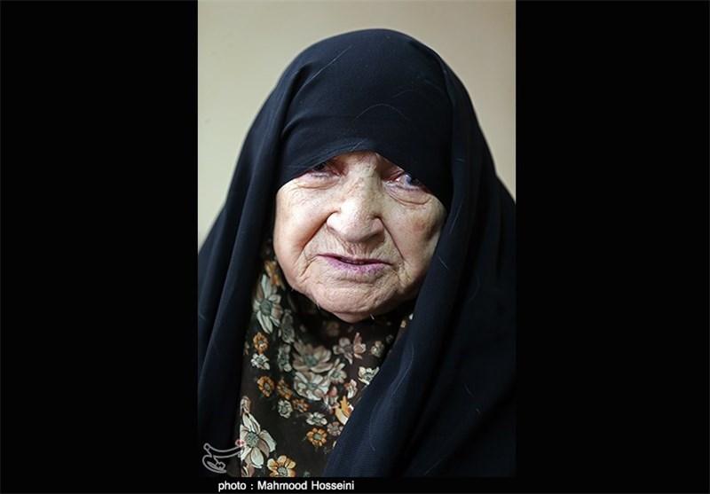 درگذشت مادر 4 شهید دفاع مقدس