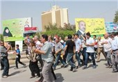 37 People Killed after Bomb Blasts Hit Iraq Campaign Rally