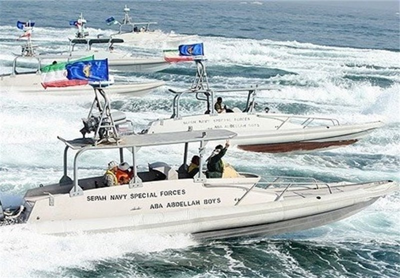IRGC Captures Foreign Tanker Smuggling Fuel in Persian Gulf