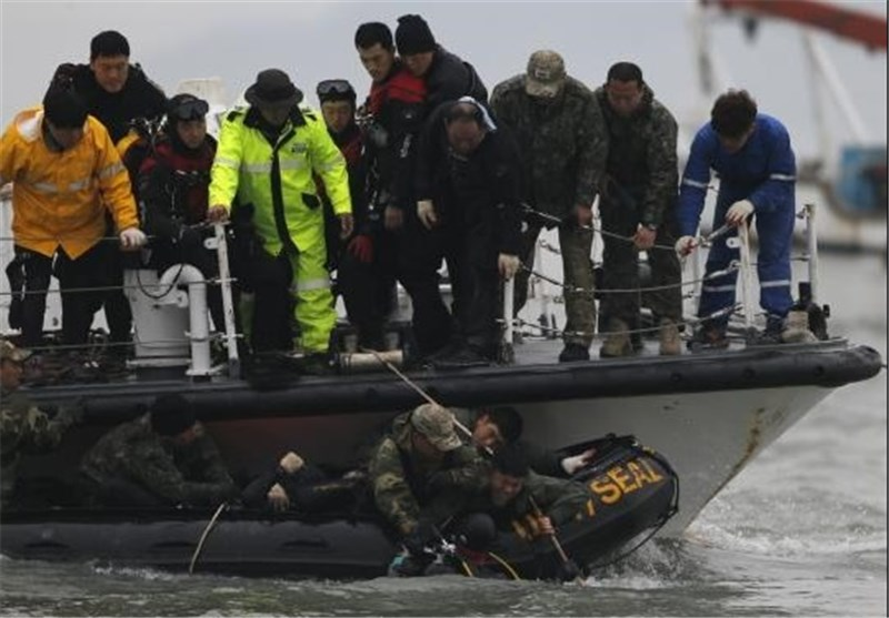More Bodies Recovered from South Korea Ferry