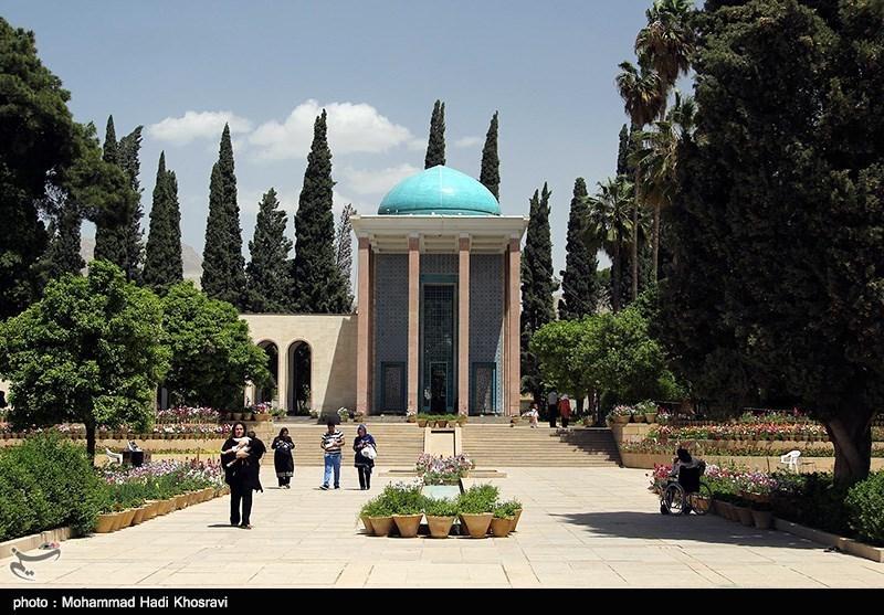 نشستهای علمی یادروز سعدی در شیراز برگزار میشود