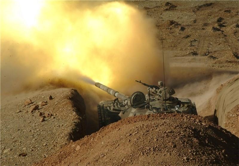 ساخت ایران|سامانه کنترل آتش تانک- کت 27 + تصویر