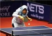مسابقات تنیس روی میز دختران کشور در قم آغاز شد