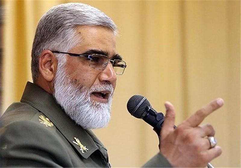 Iranian Commander Pledges 'Crushing Response' to Aggressors