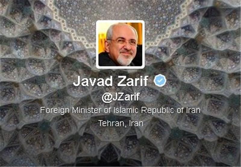 Iran's Zarif Joins 10-Year Challenge, Slamming US's Bolton
