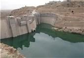 بوشهر| ذخیره آب سد رئیسعلی دلواری 110میلیون مترمکعب افزایش یافت