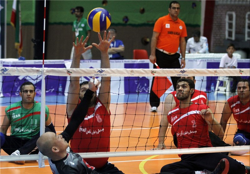 Iran Sitting Volleyball Team Crowned Asian Para Games Champion