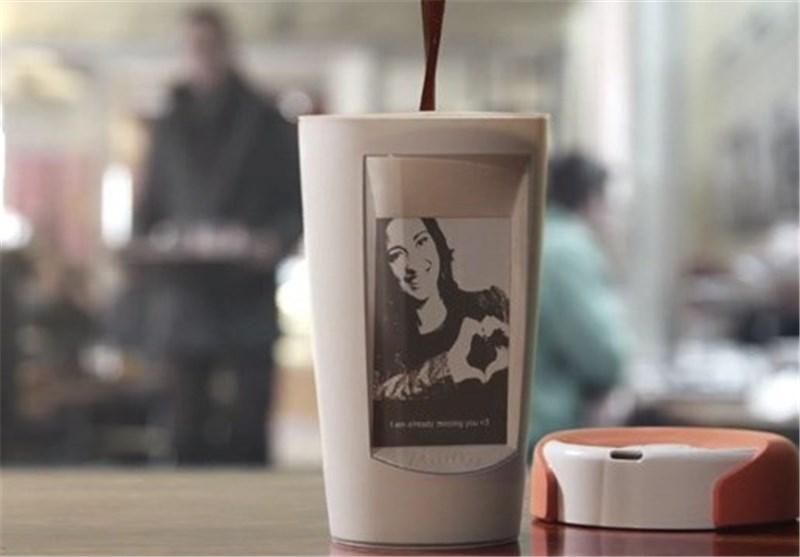 فنجانا للقهوة بمقدوره الاتصال بالانترنت