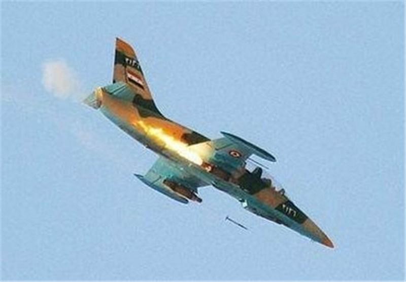 الجیش السوری یستهدف أماکن تمرکز العصابات المسلحة فی منطقتی جوبر والملیحة بریف دمشق