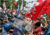 Clashes in Philippines ahead of President's Speech