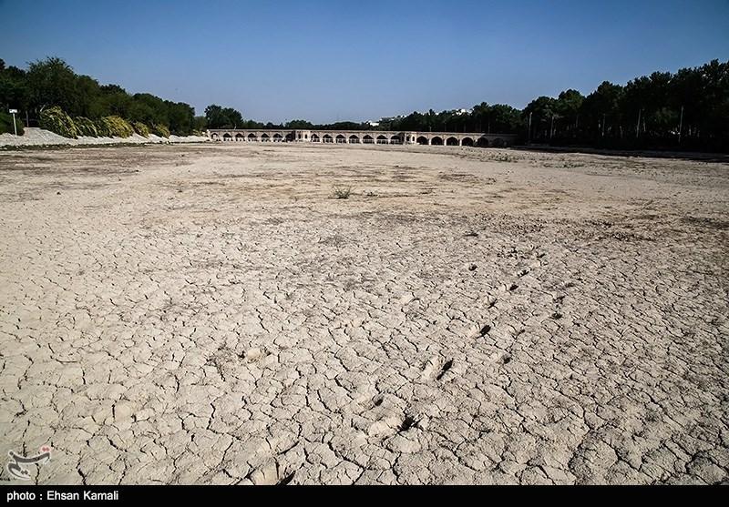 5 میلیون هکتار از استان اصفهان تحت تأثیر خشکسالی است