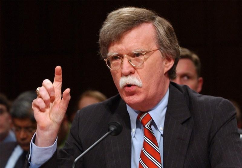بولتون:توافق هستهای با ایران برای امنیت ملی آمریکا فاجعه است