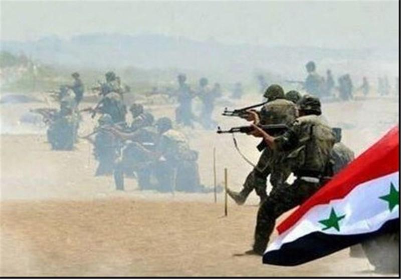 الجیش السوری یواصل تقدمه فی حلب ویسیطر على منطقة المطاحن بریف حلب