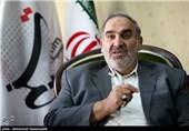 حضور سردار گرجی زاده راوی کتاب زندان الرشید در خبرگزاری تسنیم