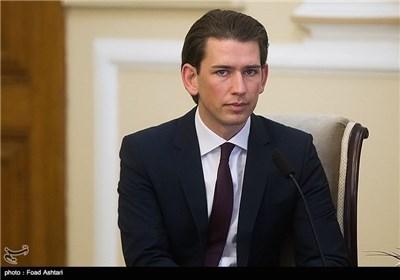 لاریجانی یستقبل وزیر الخارجیة النمساوی