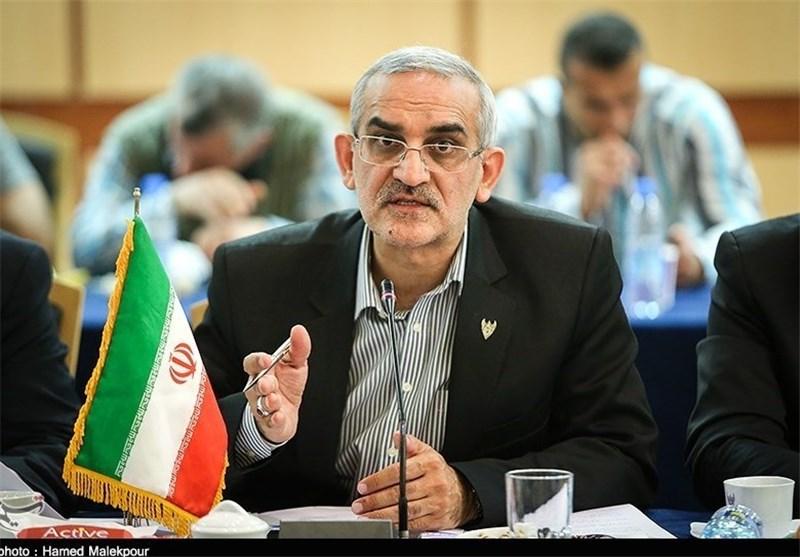 Iran, Uzbekistan, Turkmenistan's Railroad Officials Meet in Tehran
