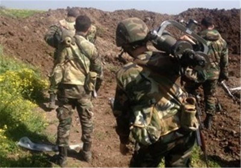 "الجیش السوری یبدأ التقدم نحو ""دوما"" بریف دمشق"