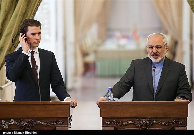 وزیر خارجیة النمسا: الشرکات النمساویة تضررت من الحظر المفروض ضد ایران