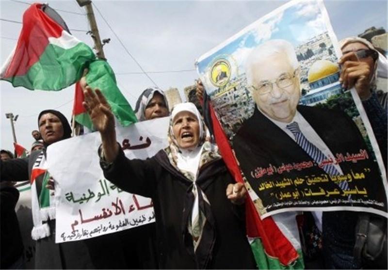 حماس ترحب بخطاب عباس والکیان الصهیونی یتهمه بإطلاق رصاصة الرحمة على المفاوضات
