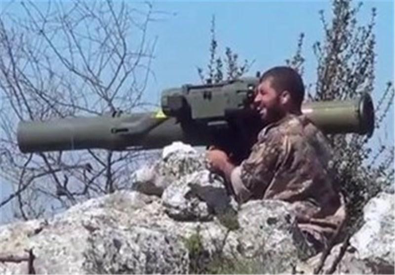 """أسلحة صاروخیة متطورة بأیدی """"النصرة"""" و""""داعش"""" فی العراق وسوریا"""