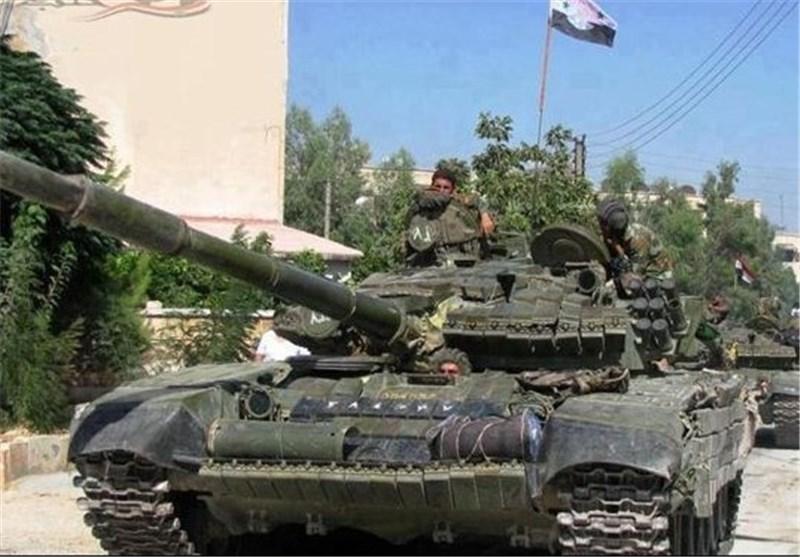 الجیش السوری یتقدم فی حلب ویسیطر على عدد من المناطق الستراتیجیة