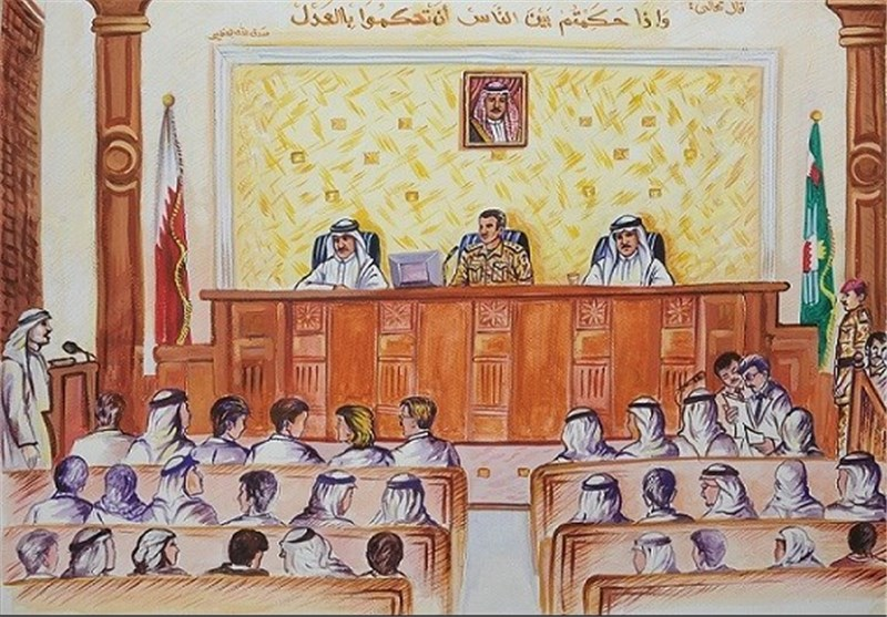 القضاء الخلیفی یمنع معتقلاً من الحدیث عمّا تعرّض له من اعتداءات فی سجن جو مؤخراً
