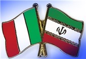 Iran, Italy Release Joint Statement on Development of Ties (Full Text)