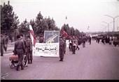 شرکت فعال دانش آموزان دبیرستان سپاه در هشت سال دفاع مقدس+عکس و فیلم