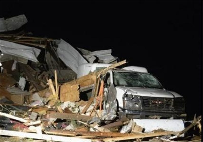 2 Dead as Deadly Weather Soaks South-Central US