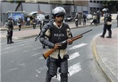 Venezuelan National Guards Seize 'US Weapons' at Airport in Valencia