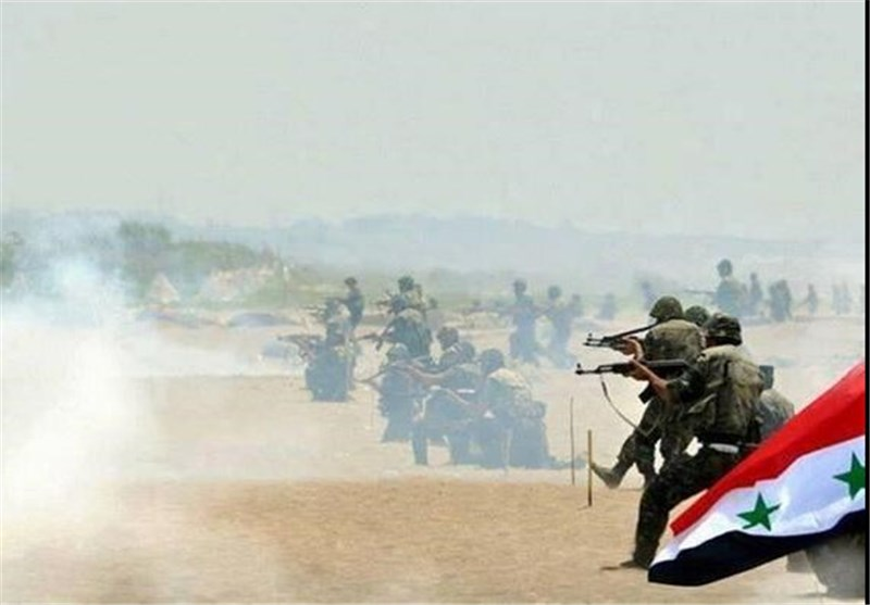 Syrian Army Retakes Town from Terrorists