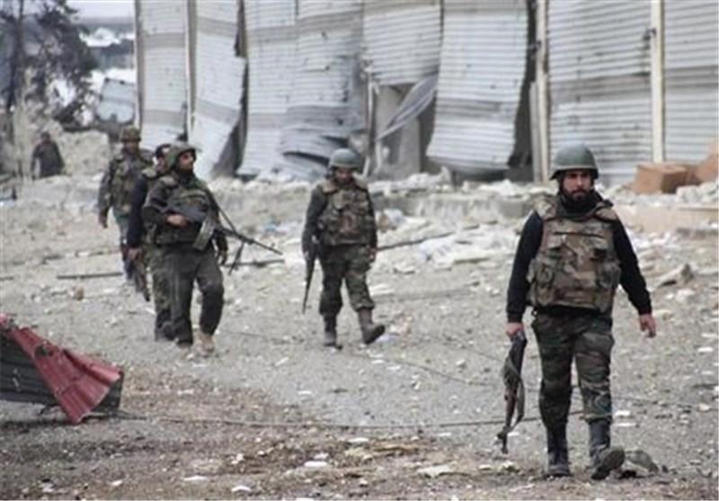 الجیش السوری یسیطر على مدخل المدینة الصناعیة بحلب وانهیار دفاعات المسلحین