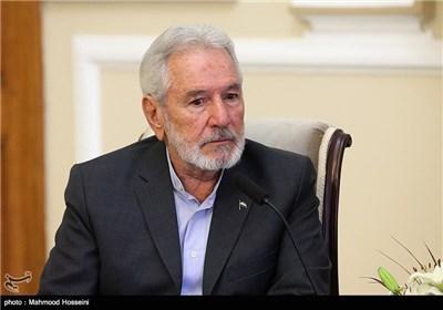 لاریجانی یستقبل وزیر الخارجیة النیکاراغوی
