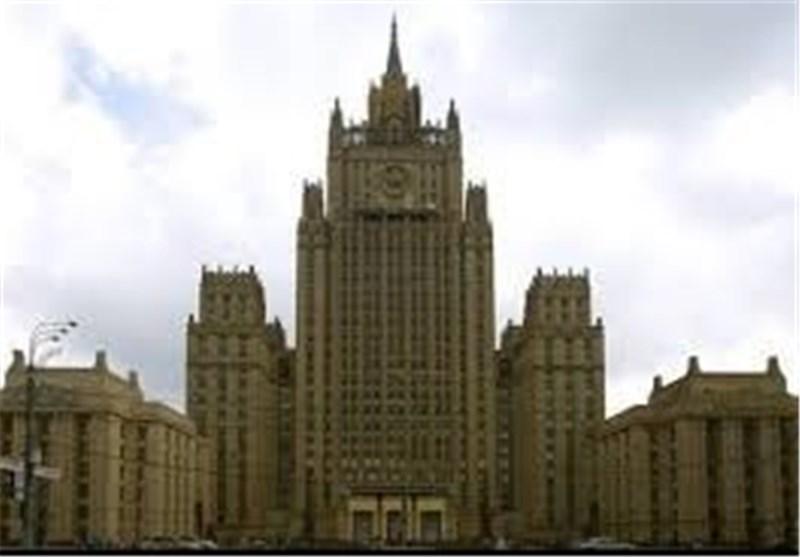 روسیا تطالب کییف وبرلین بتوضیحات عن تزوید الإرهابیین فی سوریة بالأسلحة