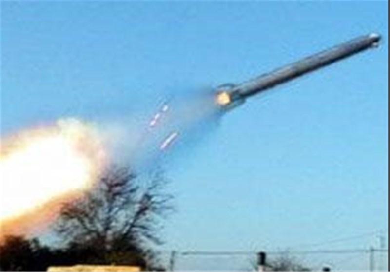 إرهابیون یطلقون صاروخی غراد على مدینة اللاذقیة