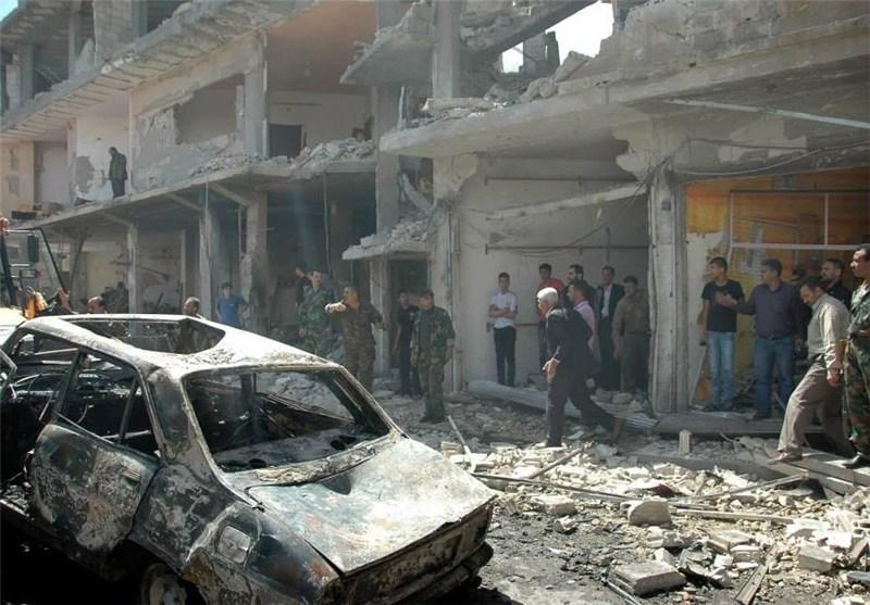 جبهة النصرة الإرهابیة تتبنى انفجاری حی الزهراء فی حمص