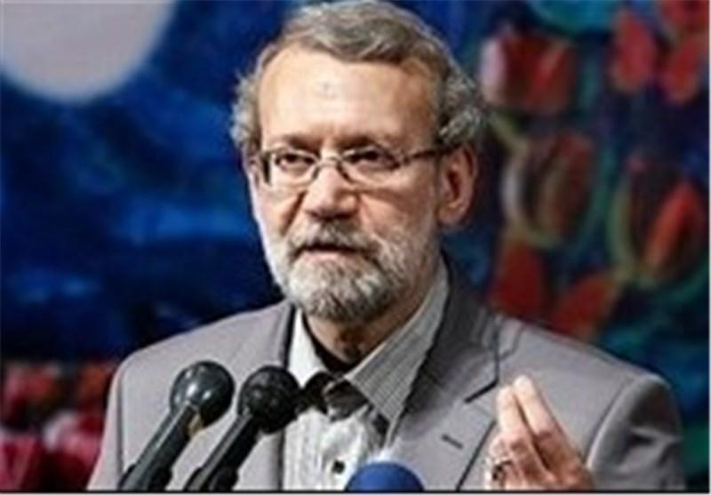 رئیس مجلس الشوری الاسلامی: الغربیون یقرون الیوم بالتصدی لعصابة داعش والتکفیریین