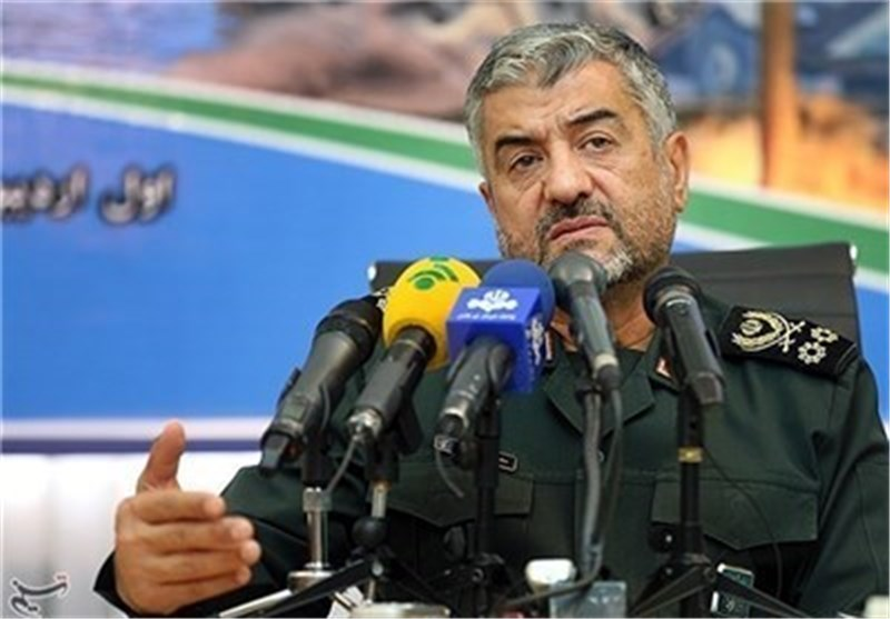 Yemeni Resistance Inspired by Islamic Revolution: IRGC Commander
