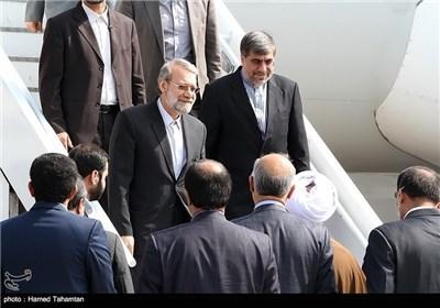 رئیس مجلس الشوری الاسلامی: ثبات الخلیج الفارسی انما یمکن خلال توفیر امنه الداخلی